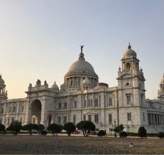 VICTORIA MEMORIAL – GLIMPSE OF BRITISH BENGAL